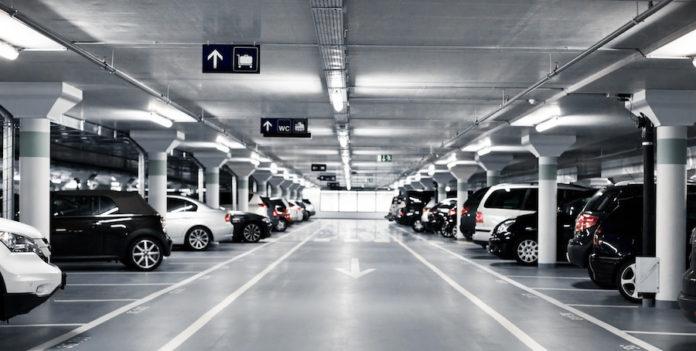 Parcheggi a Granada