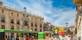 Autobus turistici di Granada