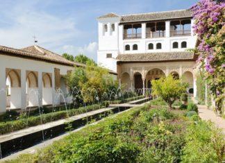 Il Generalife di Granada