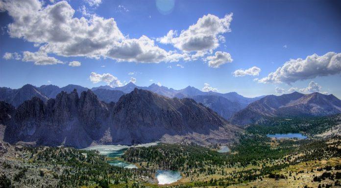 La Sierra Nevada