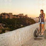 Segway tour Granada