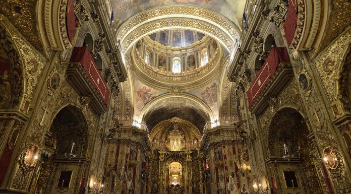 La Basilica di San Juan de Dios