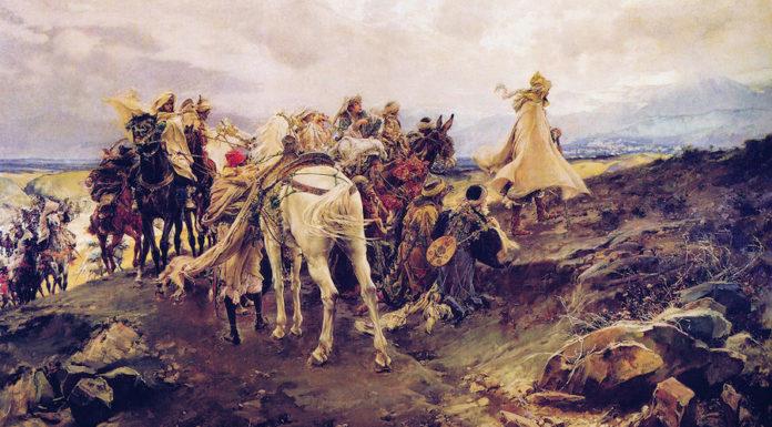 Le leggende di Granada