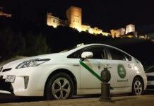 Taxi a Granada