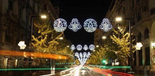 Feste di Natale a Granada